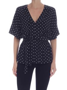 Pinko - Scamorza 1 blouse in black