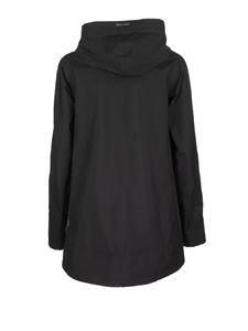 Herno - Laminar parka in black