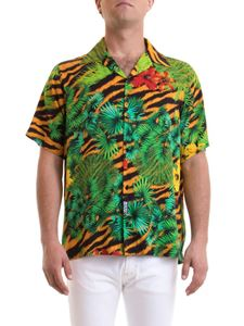 Versace Jeans Couture - Camicia Tropical Tiger