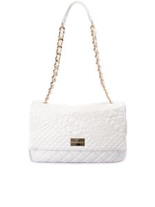 Ermanno by Ermanno Scervino - Quilted white faux leather bag