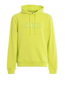 Tommy Hilfiger - Lewis Hamilton hoodie in yellow