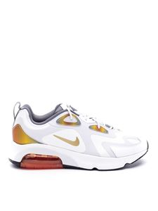 Nike - Air Max 200 SE sneakers in white