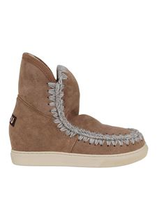 Mou - Eskimo ankle boots in brown