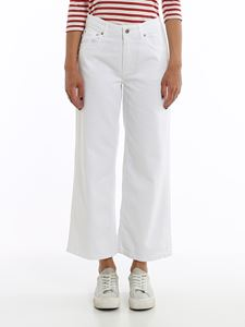 Dondup - Avenue white jeans