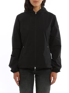 Save the duck - Rainy windbreaker in black