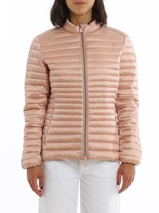 Save the duck - Eco friendly fitted puffer jacket