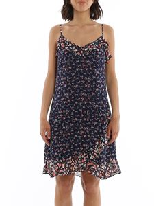 Michael Kors - Georgette floral slip dress