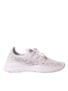 Kendall + Kylie - Sneakers Norad bianche