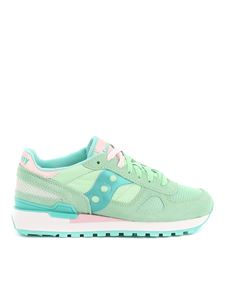 Saucony - Shadow mint sneakers