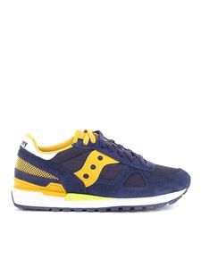 Saucony - Sneakers navy Shadow