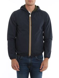 K-way - Jacques Double Ripstop reversible jacket