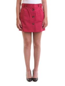 Red Valentino - Mini skirt effect shorts