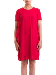 Red Valentino - Ruffled mini dress