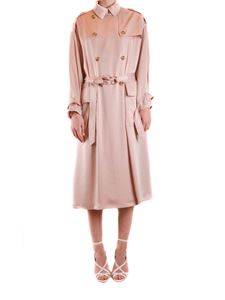 Red Valentino - Satin coat