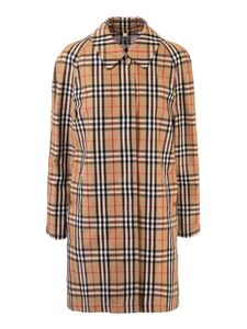 Burberry - Trench Vintage check beige