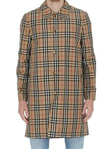 Burberry - Trench Vintage check reversibile beige
