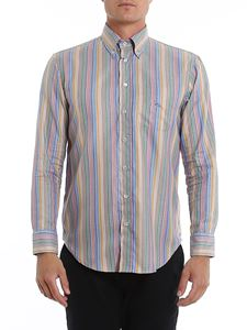 Etro - Button-down cotton shirt