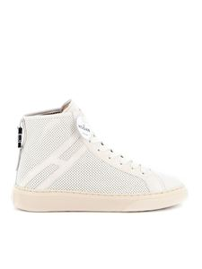Hogan - H366 high top sneakers in cream color