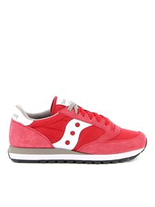 Saucony - Sneakers Jazz Original rosse
