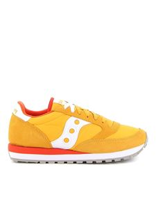Saucony - Sneakers Jazz Original gialle
