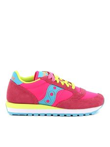 Saucony - Jazz Original neon laces sneakers