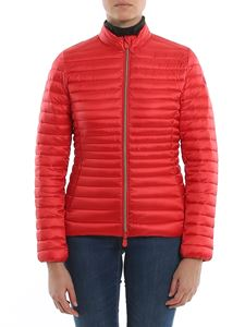 Save the duck - Ultralight jacket in red