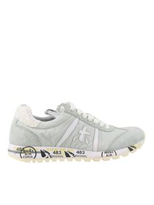 Premiata - Lucy D4549 sneakers in grey