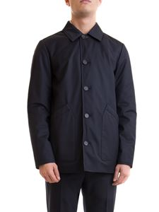 Corneliani - Reversible waterproof jacket