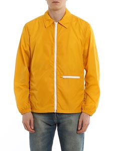 Woolrich - Deepsix recycled nylon windbreaker