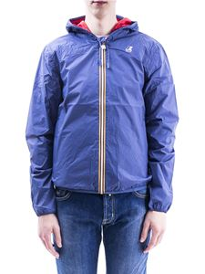 K-way - Jacques Plus Double jacket in blue