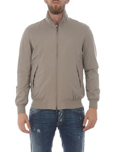 Herno - Technical fabric jacket in grey