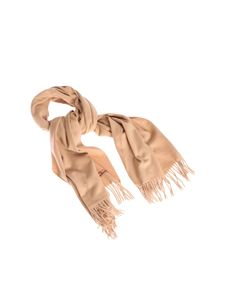 Acne Studios - Canada New scarf in Camel Brown