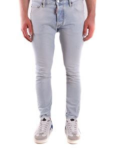 Dsquared2 - Dan skinny jeans in light blue