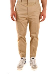 Dsquared2 - Brad Fit pants in beige