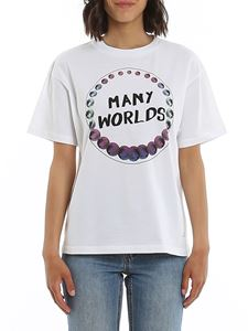 Paul Smith - T-shirt in cotone bianca