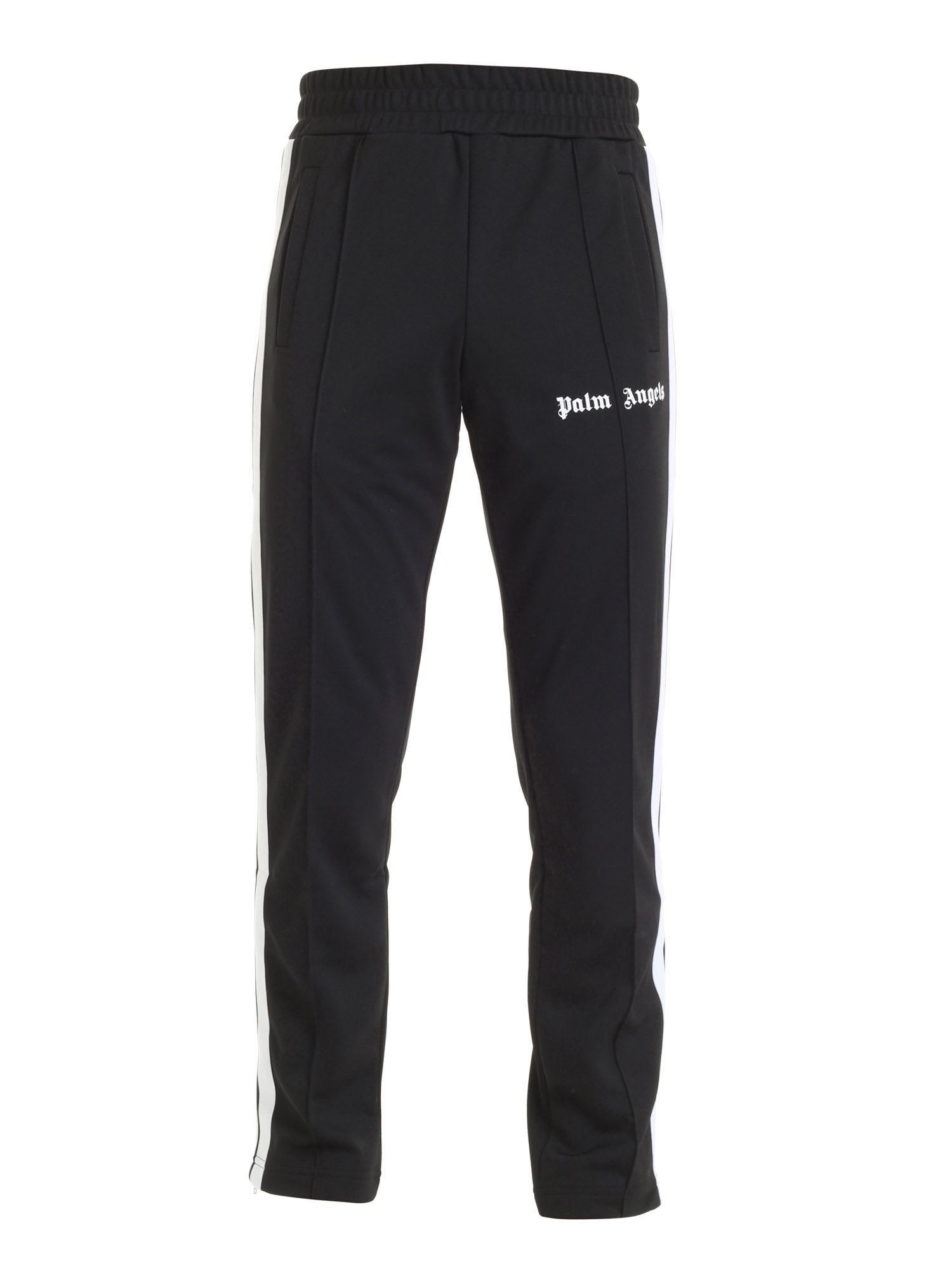 Palm Angels CLASSIC TRACK PANTS IN BLACK