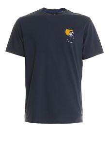 Paul Smith - Gone Fishin organic cotton T-shirt