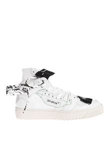 Off-White - Sneakers High top Off-Court 3.0 bianche