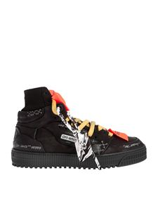 Off-White - High top Off-Court 3.0 sneakers in black