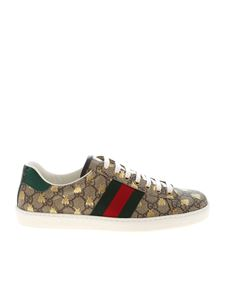 Gucci - Ace GG Supreme bees sneakers