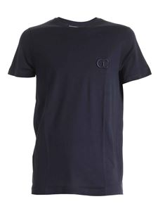 Dior - CD Icon T-shirt in blue