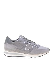 Philippe Model - Trpx sneakers in grey