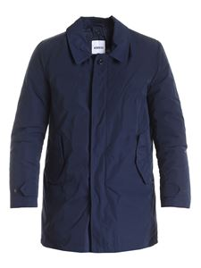 Aspesi - Insolito down jacket in blue