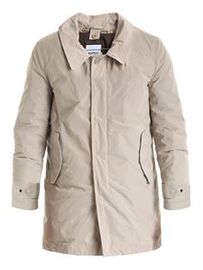Aspesi - Insolito down jacket in beige