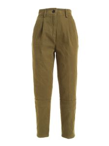 True Royal - Isabel pants in Army green