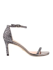 Stuart Weitzman - Amelina 70 pumps in silver color
