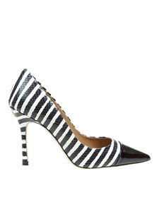 Tory Burch - Penelope pumps in black and white