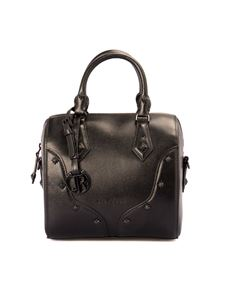John Richmond - The Who leather bag in black