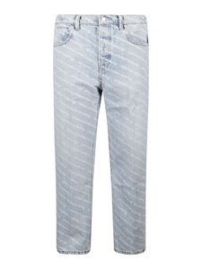 Alexander Wang - Skater jeans in light blue