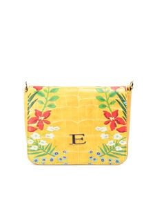 Ermanno by Ermanno Scervino - Elsida small cross body bag in yellow